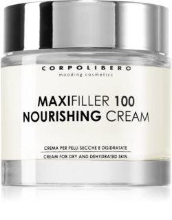 Corpolibero Maxfiller 100 Nourishing Cream hidratantna krema za lice protiv bora