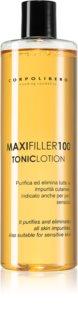 Corpolibero Maxfiller 100 Tonic Lotion почистващ тоник за лице