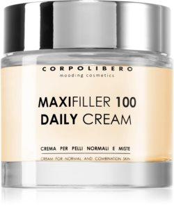 Corpolibero Maxfiller 100 Daily Cream crème de jour pour peaux normales à mixtes