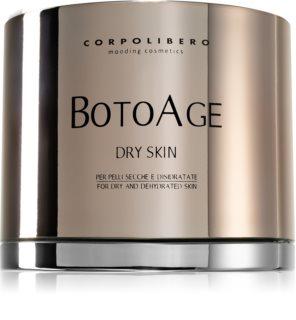 Corpolibero Botoage Dry Skin intensywny krem przeciwzmarszczkowy do skóry suchej