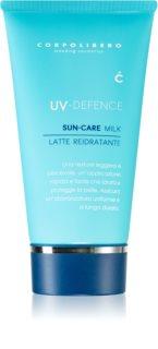 Corpolibero UV-Defence Sun Care Milk balsam nawilżająco ochronny do twarzy i ciała