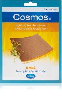 Cosmos Hřejivá náplast s kapsaicinem  jemná ochrana a zahřátí pokožky