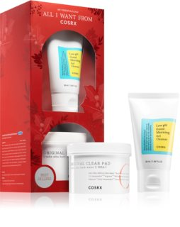 Cosrx Good Morning cosmetic set for clean and calm skin