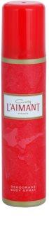 Coty L'Aimant desodorante en spray para mujer