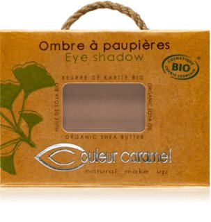 Couleur Caramel Eye Shadow sombras de ojos minerales