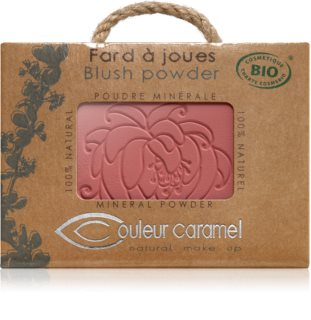 Couleur Caramel Blush Powder colorete compacto