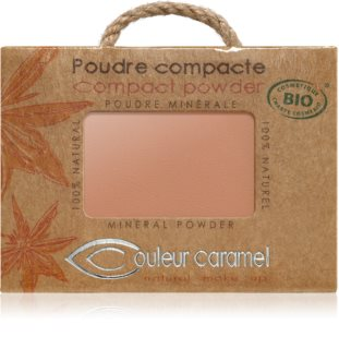 Couleur Caramel Compact Powder компактна пудра