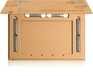 Couleur Caramel Box üres mágneses smink paletta