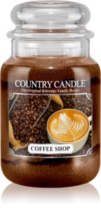 Country Candle Coffee Shop mirisna svijeća