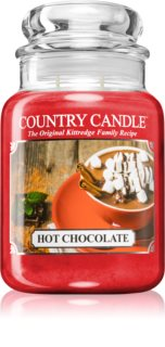 Country Candle Hot Chocolate αρωματικό κερί