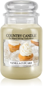 Country Candle Vanilla Cupcake ароматна свещ