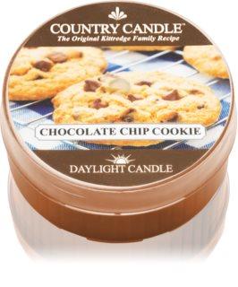 Country Candle Chocolate Chip Cookie čajová sviečka