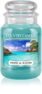 Country Candle Tropical Waters mirisna svijeća