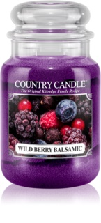 Country Candle Wild Berry Balsamic aроматична свічка