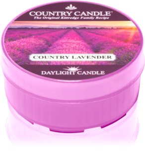 Country Candle Country Lavender чаена свещ