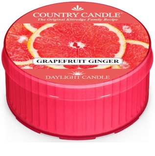 Country Candle Grapefruit Ginger duft-teelicht