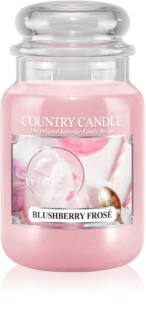 Country Candle Blushberry Frosé αρωματικό κερί