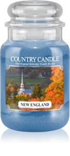 Country Candle New England scented candle
