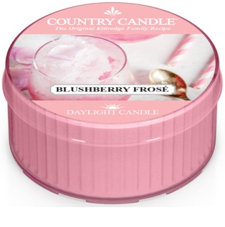 Country Candle Blushberry Frosé bougie chauffe-plat