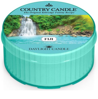 Country Candle Fiji vela de té