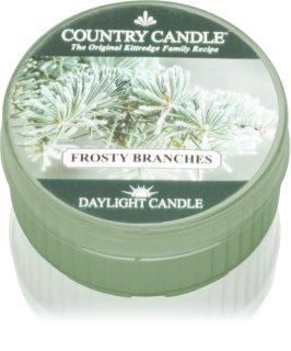 Country Candle Frosty Branches Lämpökynttilä