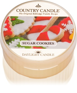 Country Candle Sugar Cookies duft-teelicht