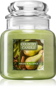 Country Candle Anjou & Allspice scented candle Medium