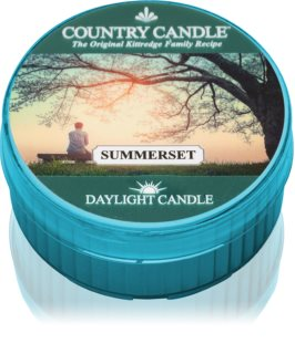 Country Candle Summerset čajna sveča
