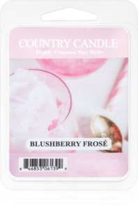 Country Candle Blushberry Frosé wax melt