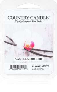 Country Candle Vanilla Orchid wax melt