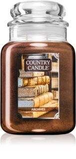 Country Candle Archives scented candle