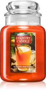 Country Candle Buttered Rum Toddy duftkerze