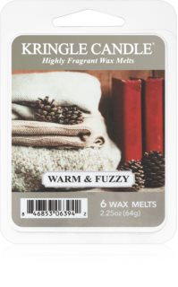 Country Candle Warm & Fuzzy vosk do aromalampy