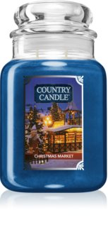 Country Candle Christmas Market Duftkerze