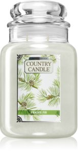 Country Candle Fraser Fir scented candle