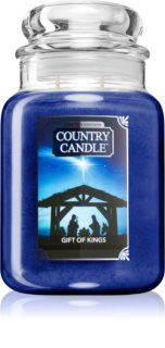 Country Candle Gift of Kings vela perfumada
