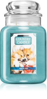Country Candle Fresh Air Puppy duftkerze