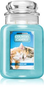 Country Candle Fresh Air Kitten duftkerze