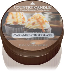 Country Candle Caramel Chocolate candela scaldavivande