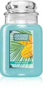 Country Candle Mango Nectar candela profumata