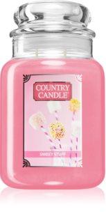 Country Candle Sweet Stuf Duftkerze