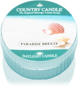 Country Candle Paradise Breeze tealight candle