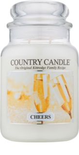 Country Candle Cheers vonná sviečka