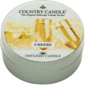 Country Candle Cheers čajna sveča