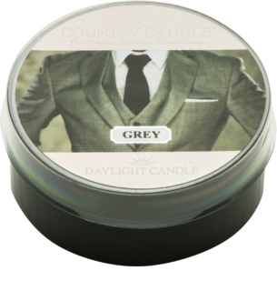 Country Candle Grey teelicht