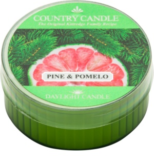 Country Candle Pine & Pomelo чайная свеча