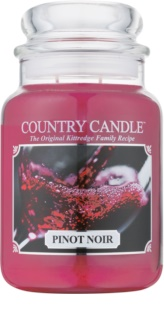 Country Candle Pinot Noir scented candle