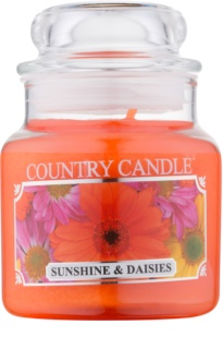 Country Candle Sunshine & Daisies bougie parfumée