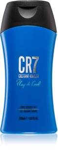 Cristiano Ronaldo Play It Cool gel de duche para homens