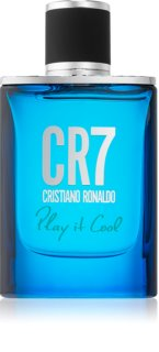 Cristiano Ronaldo Play It Cool eau de toilette for Men